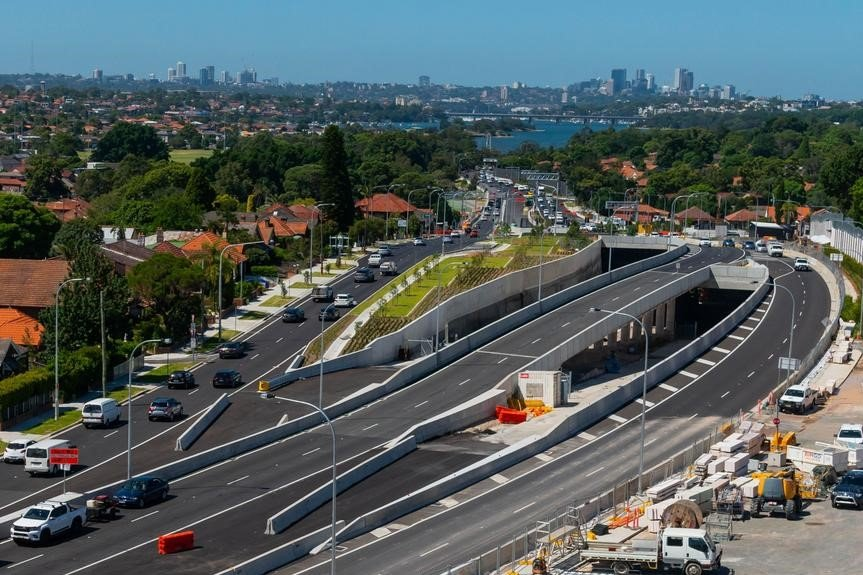 Satellite data show WestConnex damage could 'open floodgates' on claims